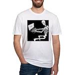 Skeleton Social Media Tshirt