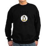 Linux user since 1991 - Sweatshirt (dark)