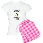 Linux user since 1991 - Women's Light Pajamas