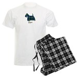 Terrier - Dyce Men's Light Pajamas