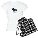 Terrier - Dyce Women's Light Pajamas
