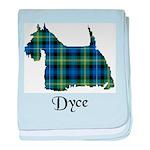 Terrier - Dyce baby blanket