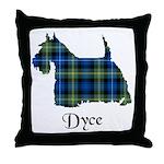 Terrier - Dyce Throw Pillow