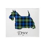 Terrier - Dyce Throw Blanket