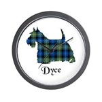 Terrier - Dyce Wall Clock