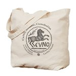 Celtic Horse Coin Tote Bag