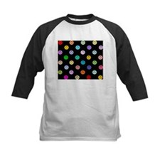 Rainbow Smiley Pattern Tee