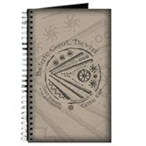 Celtic Eye Coin Journal