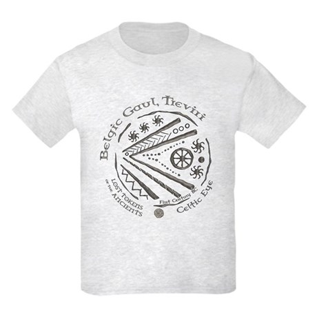 Celtic Eye Coin Kids Light T-Shirt
