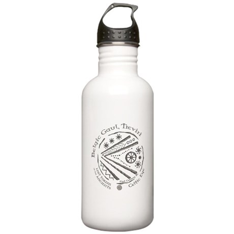 Celtic Eye Coin Stainless Water Bottle 1.0L