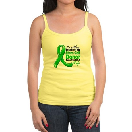 Alive BC Stem Cell Donor Jr. Spaghetti Tank