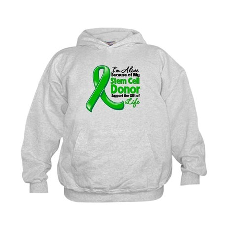 Alive BC Stem Cell Donor Kids Hoodie