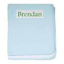 Brendan baby blanket