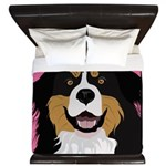 I Love My Bernese King Duvet