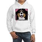 I Love My Bernese Hooded Sweatshirt