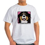 I Love My Bernese Light T-Shirt