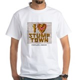 I Heart Stumptown Shirt