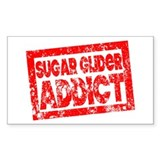 Sugar Glider ADDICT Decal