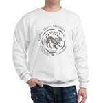 Celtic Lion Coin Sweatshirt