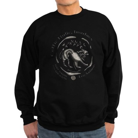 Celtic Lion Coin Sweatshirt (dark)
