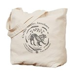 Celtic Lion Coin Tote Bag