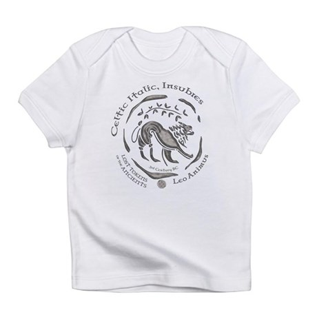 Celtic Lion Coin Infant T-Shirt