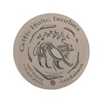 Celtic Lion Coin 3.5