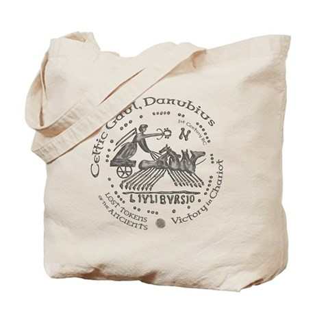 Celtic Victory Chariot Coin Tote Bag