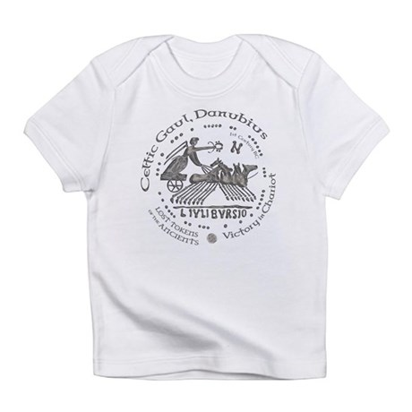 Celtic Victory Chariot Coin Infant T-Shirt