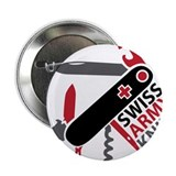 "Swiss Knife Design 2.25"" Button"