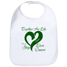 Personalize Stop Liver Cancer Bib