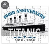 Titanic Sinking Anniversary Puzzle