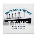 Titanic Drink Coasters