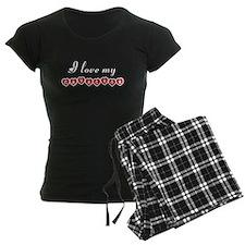 I love my Cavachon pajamas