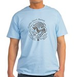 Celtic Epona Coin Light T-Shirt