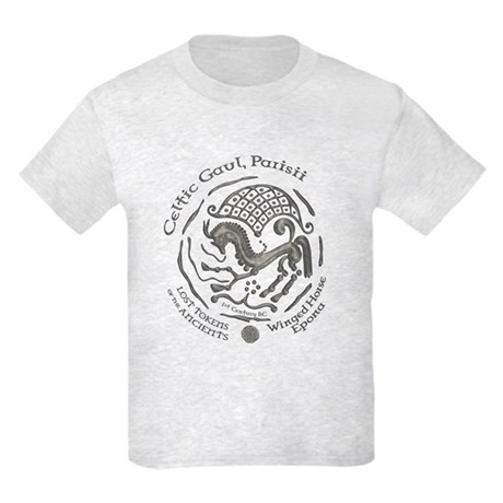 Celtic Epona Coin Kids Light T-Shirt