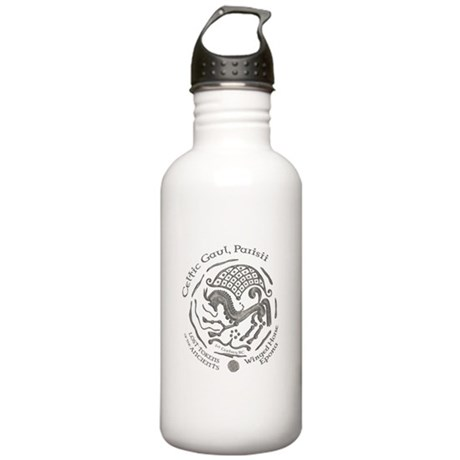 Celtic Epona Coin Stainless Water Bottle 1.0L