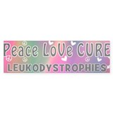 Leukodystrophies Bumper Sticker