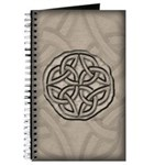 Celtic Knotwork Coin Journal