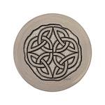 Celtic Knotwork Coin 3.5