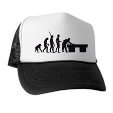 Funny Billiards Trucker Hat