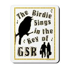 Key of GSR Mousepad