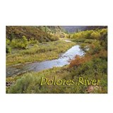 DOLORES RIVER Postcards (Package of 8)