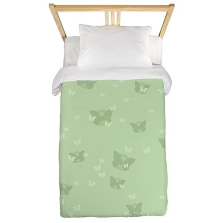 Celtic Butterflies Twin Duvet Cover