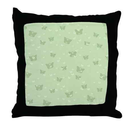 Celtic Butterflies Throw Pillow