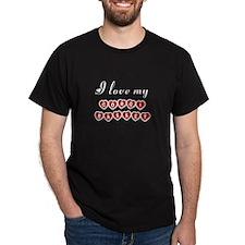 I love my Corgi Basset T-Shirt