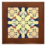 Guineas Galore! Framed Tile