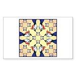 Guineas Galore! Sticker (Rectangle)