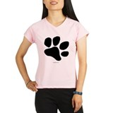Cute Bull dog Performance Dry T-Shirt