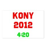 Kony 2012 4:20 Postcards (Package of 8)